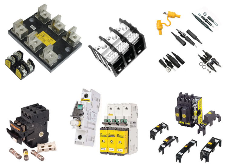 250V and 600V Fuse Blocks, In-line Fuse Holders, Power Distribution Blocks, and more