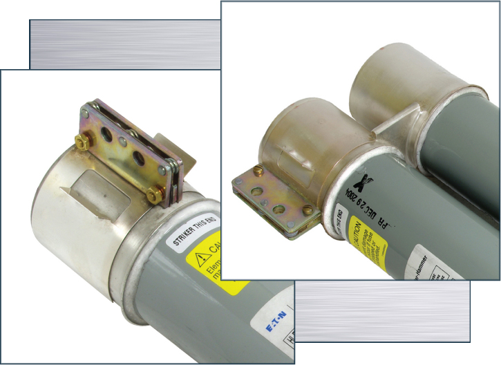 Hookeye Disconnects available from stock to fit 3-inch Power Fuses. Call to order.