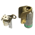 SMU-40 End Fittings Outdoor - Vertical